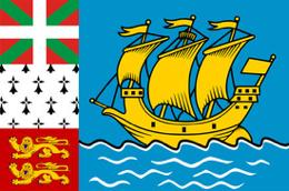Blason de Saint-Pierre et Miquelon